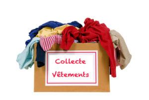 Collecte Vêtements – Chaussures – Sacs (sur le site des grands)
