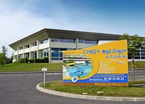 Piscine pour les C.P. - C.E.1 @ Centre Aquatique du Pays Blanc
